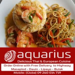 Delicious Thai and European Cuisine  Dauin, Negros Oriental